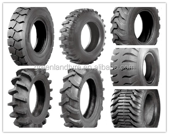<strong>R</strong>-4 16.9-24 Industrial Tire For Heavy Duty Dumpling Truck