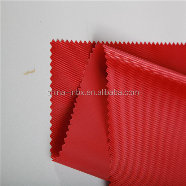 100% <strong>polyester</strong> 210D 350D 420D 600D PVC / PU coating oxford fabric