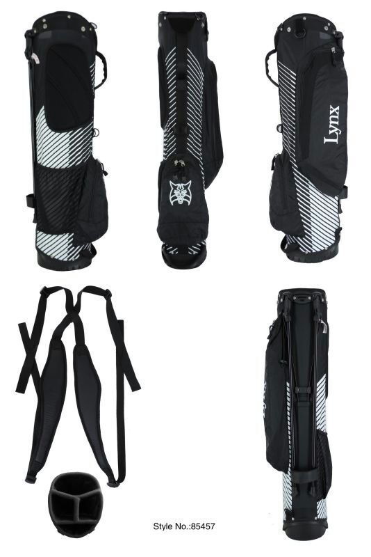 Best selling promotional sunday unique golf bags cheap