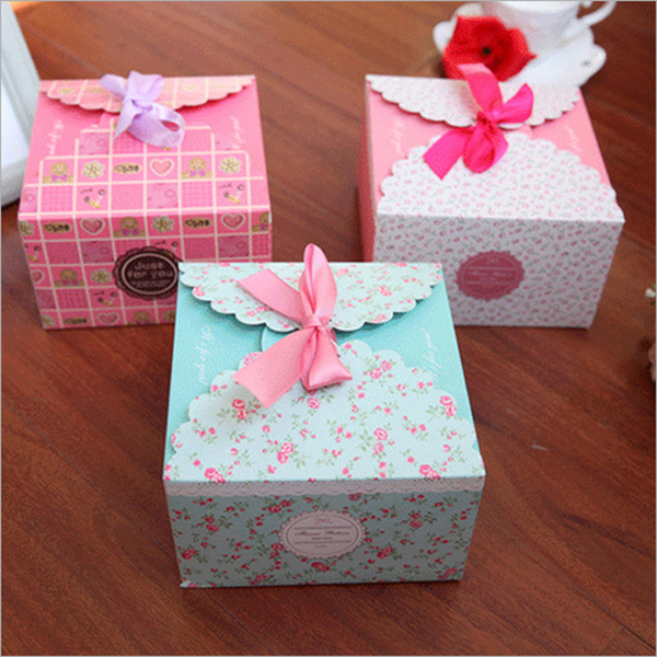 paper box candy mooncake cookies food packaging for wedding christmas baby