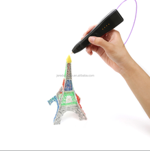 2017 new school art 10W RP500A 3D pen for children 3D drawing