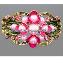 Fashion acrylic colorful cuff rajasthani gold bangles pictures