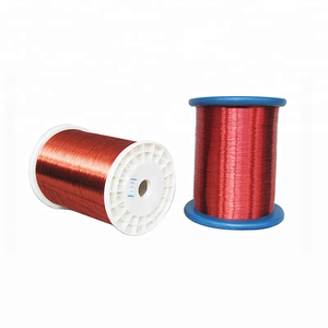High Thermal Magnet Wire Price AWG Enamel Coated aluminum and copper Wire for Motor