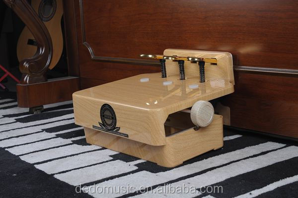 Adjustable Piano Pedal Extender Bench for Children use
