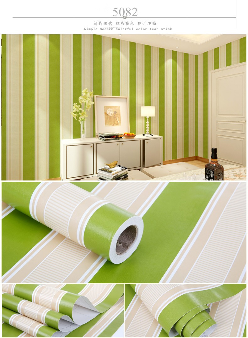 Interior embossed self adhesive home decor 3d wallpaper