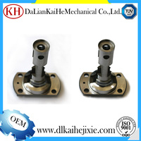 mechanical fitting spare parts diesel engine galvanized tool steel cnc lathe machined China oem manufacturer
