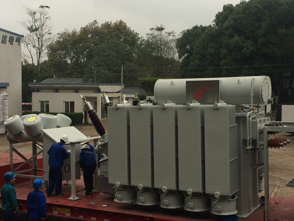 Preassemble Mobile Substation For YB Series Cubicle Mobile Transformer Substation 3150KVA