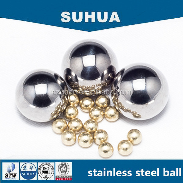 G100 SS316 Stainless Steel Ball for Wholesale Bicycle Parts