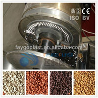 Recycled Plastic Granulating Machine small ring die pellet mill