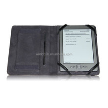 Leather Folio Case Cover for Amazon Kindle 4/kindle Touch E-Reader