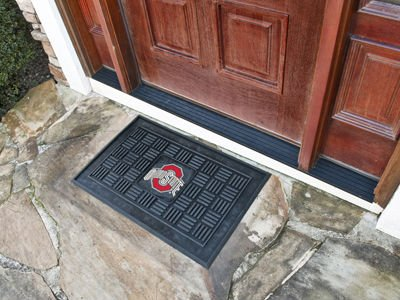 Rubber or PVC door mat