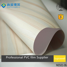short-time ISO9001-2008 decoration plastic printed film for furniture board