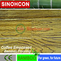 embossed carbonized bamboo parquet