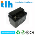 LiFePo4 electric motorcycle battery pack 12V 5Ah