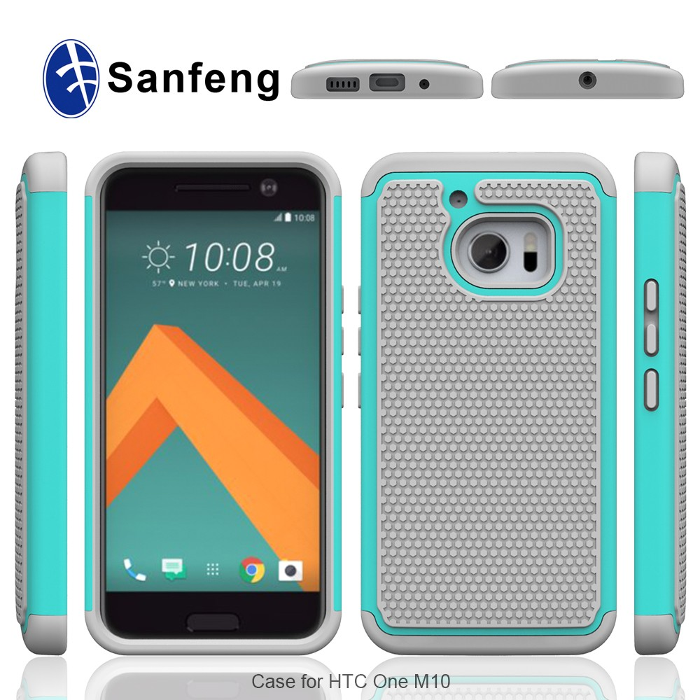 Factory Price Low MOQ Wholesale Mobile Phone Case for HTC M10