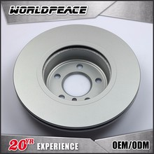 Durable good quality stainless steel car brake discs for disc brake price