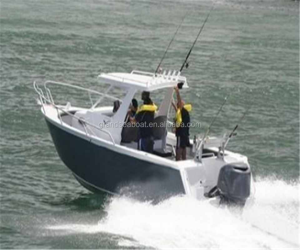 small Aluminum boat all welded Fishing Boat for sale