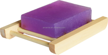 2015 New product essential oils handmade designer lavender scent bar soap