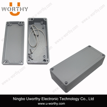 Meter Box Type IP67 Diecasting Waterproof Aluminum Distribution Enclosure 150*64*36.5mm