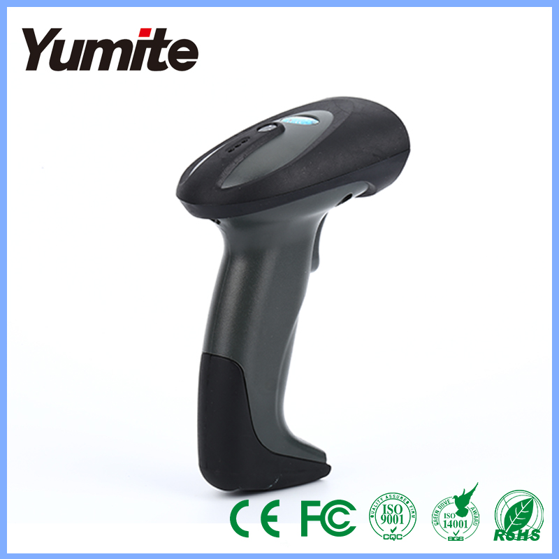 Top-selling Portable USB Handheld Laser Barcode Scanner Surface Bar Code Reader Gun