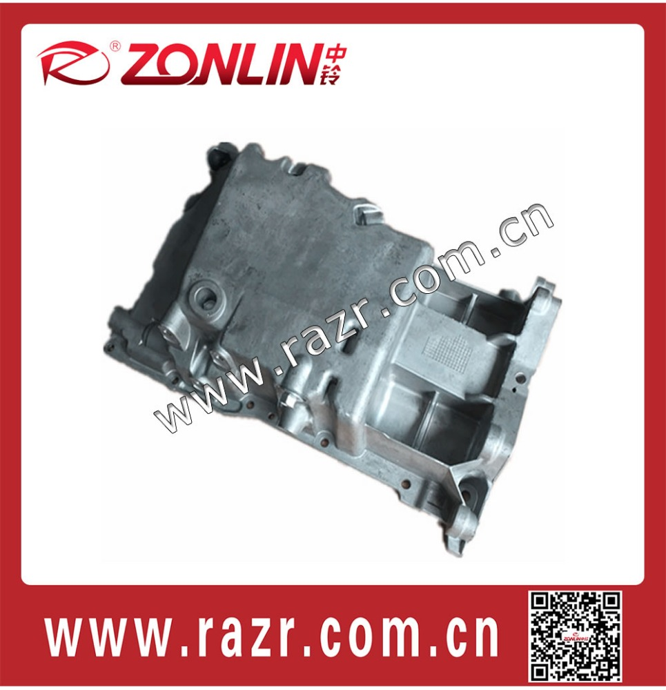 ZL-GM1057 Engine oil pan for Vauxhall opel astra VXR 2.0 OEM 55563939 / 12647251