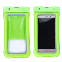 Hot sale pvc waterproof cellphone case for diving