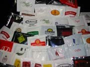 Food Condiments In Sachets