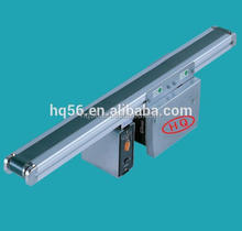 Flat PVC belt conveyor system