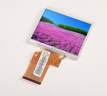 3.5 inch resolution 320(RGB)* 240 Pixels lcd screen display for psp e1004 (PJT350P04H42-200P54R)