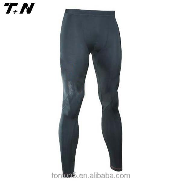 Compression legging men, compression leggings polyester , compression tights