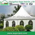 8x8m easy to assemble gazebos pagoda tent for sale