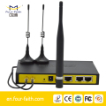 F3436 WCDMA industrial M2M 3G router with SIM card slot