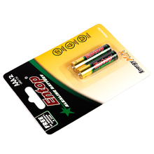 17 Years OEM and ODM Manufacturer Entop Brand Super Power Capacity 1.5v aaa am4 lr03 alkaline battery
