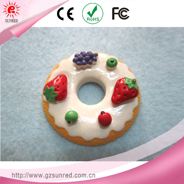 2017 Hot Selling Resin Simulation Food Model/Imitated Cake