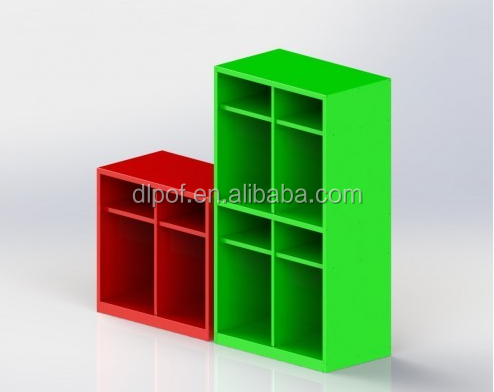 Knocked down Colorful Steel Metal Pigeon Hole for school/gym/home parcel locker