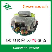3 years warranty constant current 1600ma led power supply 70W open frame led driver