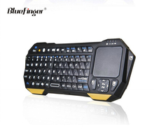 Custom OEM Mini wireless bluetooth keyboard with mouse touchpad On Sale