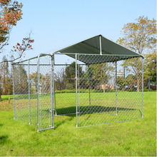 Outdoor Large Dog Kennel for Dog Run Fence Panels