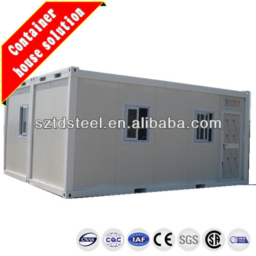 20ft /40ft portable house site office container