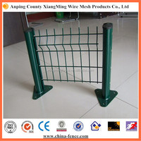 Curve Iron Wire Mesh Fence Hot Sale For Greenbelt---China Factory