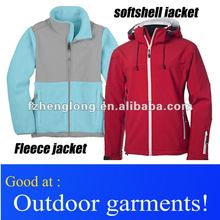 2012 New Styles Mens &Ladies Fashion Outdoor Garments(Welcome to our factory)
