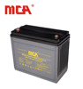 Deep Cycle 6 volt lead acid batteries dry charged battery for solar/boat