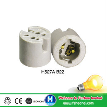 fluorescent lamp holder b22