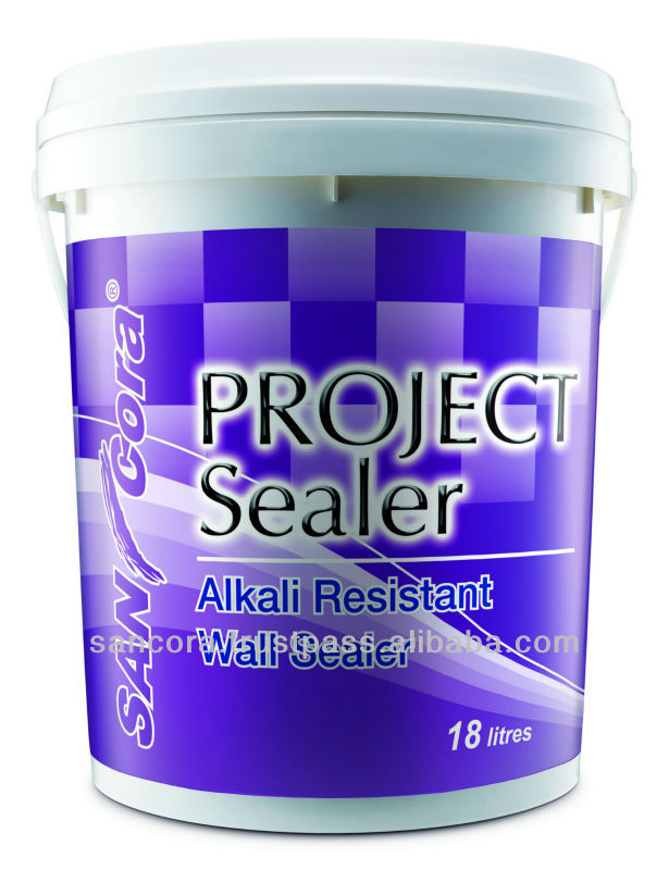 SEALER - SANCORA PROJECT SEALER (Alkali Resistant Wall Sealer [Water Base])
