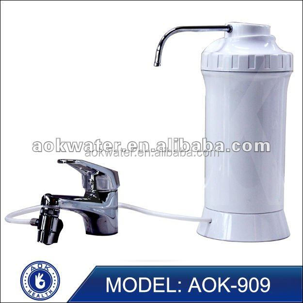 water ionizer water purifier water filter system counter top