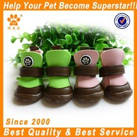 JML Waterproof Anti-slip Rubber Dog Boots Shoes for Dogs
