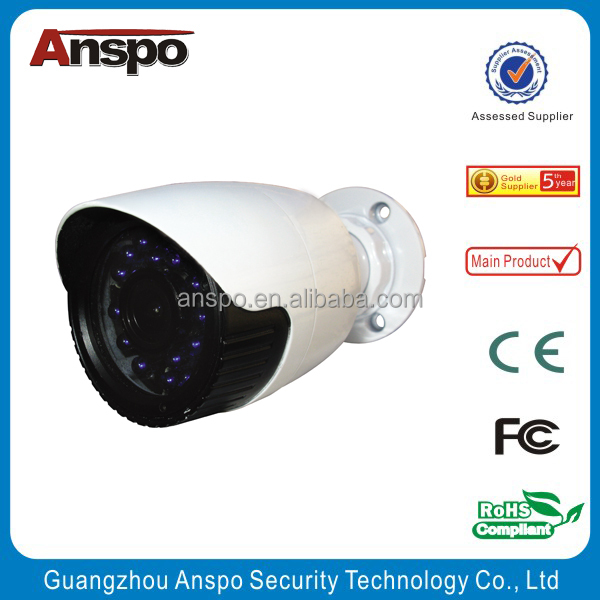 3 megapixel Full HD Waterproof Anspo night vision IP Camera with poe wdr compatible with dahua hikvision nvr ASP-849-300H