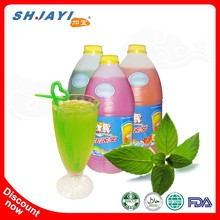 New product promotion for 50 Times organic kiwi fruit juice concentrate sugar free