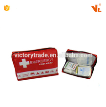 V-FB31 Emergency Care Car Safety Kit Auto Din 13164 Travel First Aid Kit