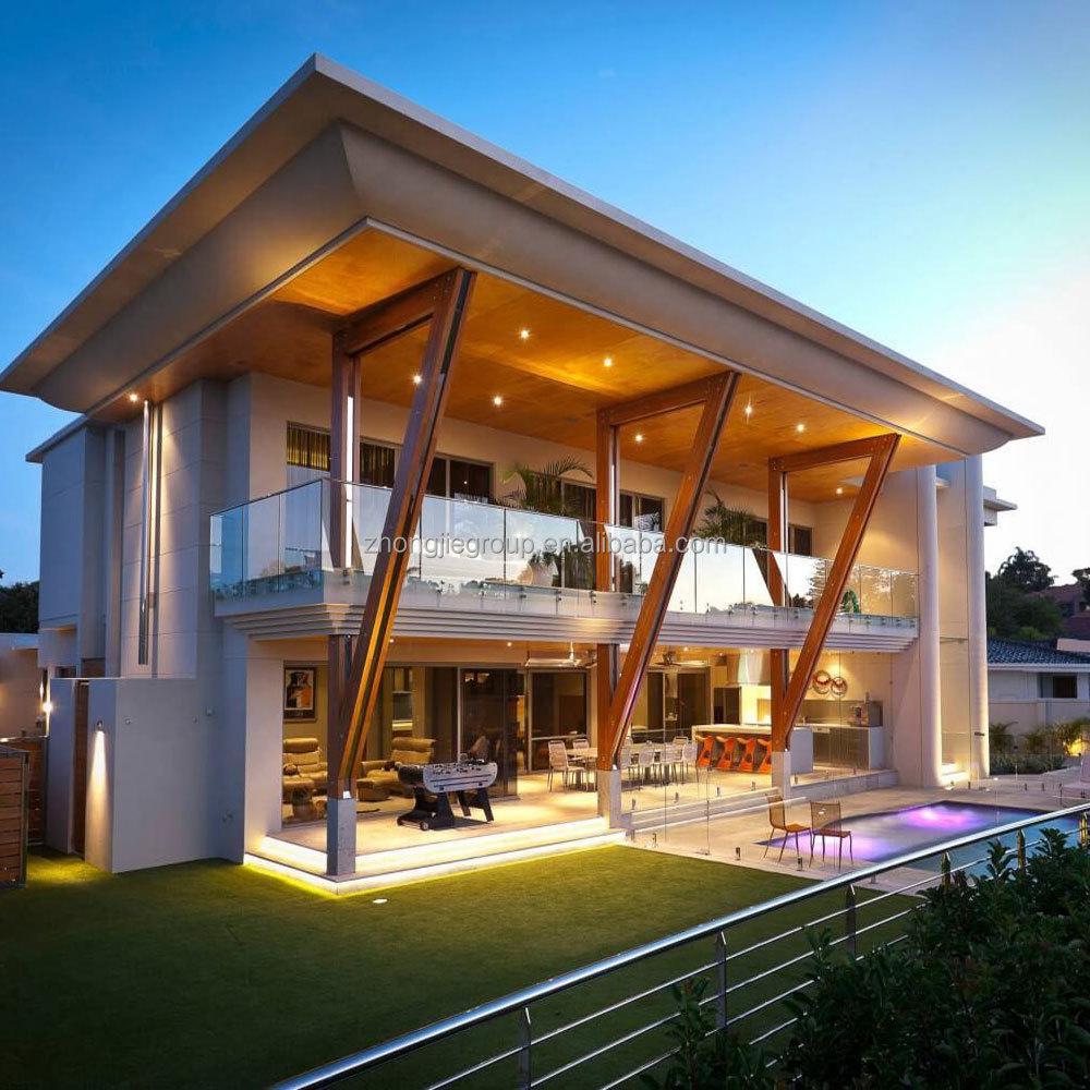 Cadre En Bois Massif Pour Maisons Prefabriquees Kits De Maison Moderne Buy Maison En Bois Rond Maison Prefabriquee Cadre En Acier Kit Maison Product On Alibaba Com